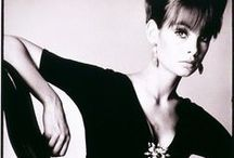 Jean Shrimpton / by ✄...Philippe...✄