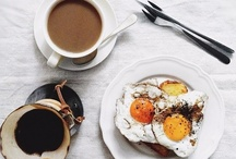 for breakfast + brunch... / inspiration and recipes for morning meals / by Christine Lucaciu