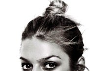 lovely locks / inspiration if you're stuck in the messy bun rut / by Christine Lucaciu
