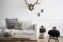 Home // Living Spaces / by Kimber Pogue