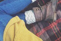 Shoes // Socks / by Kimber Pogue