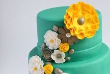 Cakes / If I had the skill! / by MacKenzie Eells