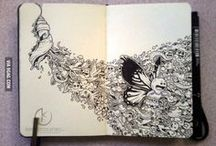 Sketchbooks / by Claudio Boguma
