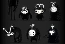 Character Design / by Claudio Boguma