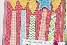 CARDS...EVENTS...Birthday, Weddings, New Baby / by Kay Howell
