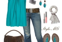 My Style Pinboard / by Traci Steinman