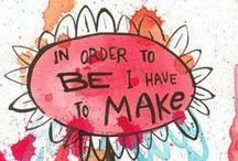 words / by Belinda Shreeve