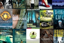 Books I want to read / by Anna Lloyd