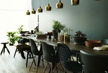 interior spaces / by Jeanne Botes