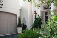 Gate, Porte-cochere, Garage / by Liesl Leman