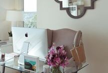 Office Spaces. {Make That Money Honey} / by Arielle Claude