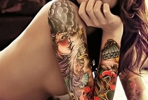 Beautiful Expressions of Skin Candy / Love Ink and the freedom of expression... / by Jackie Formo