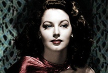 """Ava in colour @~~ / """"If I had my life to live over again, I'd live it the same way. Maybe a few changes here or there, but nothing special. The truth is, honey, I've enjoyed my life. I've had a hell of a good time."""" - Ava Gardner / by Yellow Marzipan."""