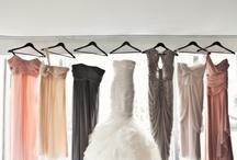 Bridesmaids / by Jeannie Skjonsberg