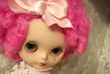 ಌ  Pink hair Blythe ಌ / Oh I do love the pinks. / by Yellow Marzipan.