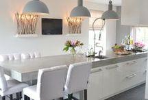 Kitchens ~ Dine in / by Liesl Leman
