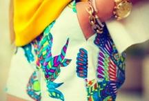 NEON {Fashion} / by Arielle Claude