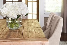 GATHER AT THE TABLE {Dream Home} / by Arielle Claude