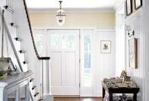Foyer/Entry Way. / {Dream Home} / by Arielle Claude