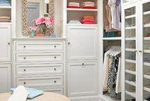 Dream Closet. / BUILD ME THIS DREAM HUSBAND {Dream Home} / by Arielle Claude