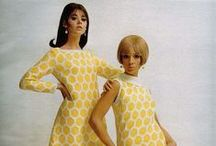 Vintage 60's Clothing / by Pauline Mariano