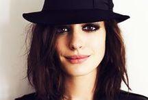 Anne Hathaway / by Chiara N.