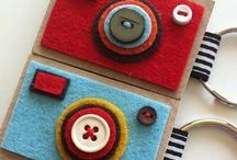 Felt Crafts / by Jen V