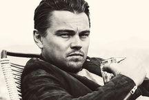 Leonardo di Caprio / by Chiara N.