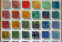 Quilt ideas / by Gail Hall