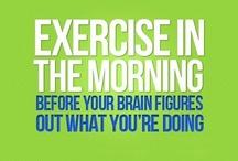 I workout! / by Niki Lesesne