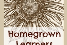 Learning / Homeschooling / by Heather Anderson