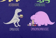 I'm an Omnomnomnivore  / dedicated to Courtney Jenkins.  / by Meghan Cohoon