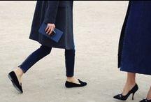 Coal / Fashion inspiration - Black / Grey #fashion #inspiration / by Naiara Alberdi