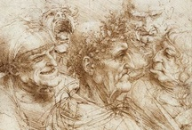 Leonardo Da Vinci / by Roberto Jose Castañeda Renteria