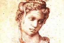 Michelangelo / by Roberto Jose Castañeda Renteria