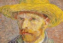 Vincent Van Gogh / by Roberto Jose Castañeda Renteria