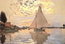 Claude Monet / by Roberto Jose Castañeda Renteria
