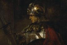 Rembrandt Harmenszoon van Rijn / by Roberto Jose Castañeda Renteria