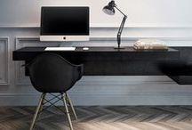 workspace / by Karla Rico