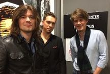 People I love...slowly becoming all about Hanson!!! / a collection that is becoming all about Hanson / by Jennifer Lyons