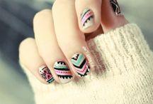 nails.  / by Taren Holder