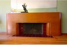 Fireplace / by Diane Karwoski
