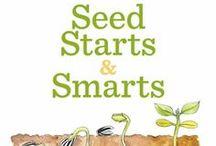 Seed Starting / by Organic Gardening