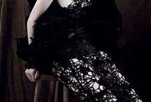 BLACK / by Vera Wang