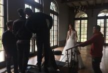 BEHIND THE SCENES / by Vera Wang