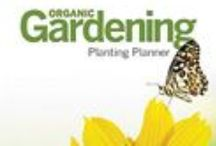 Gardening Resources / Books, e-books, and videos that put expert gardening advice at your fingertips. / by Organic Gardening