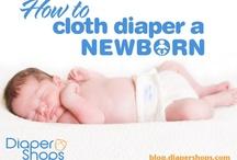 Newborn Cloth Diapers / by Diaper Shops