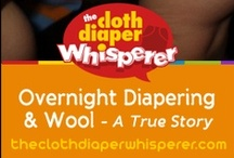 The Cloth Diaper Whisperer Blog / by Diaper Shops