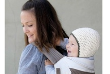 Babywearing  / Babywearing essentials, soft-structured carriers, front carry, back carry, baby table seat.  Onya Baby and Moby Wraps / by Diaper Shops