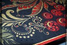 Russian Handicrafts / by Vicki Smith Art